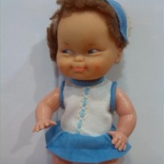 Muñecas Españolas Modernas: ANTIGUA MUÑECA AÑOS FINALES DE LOS 60 -70. Lote 55044260