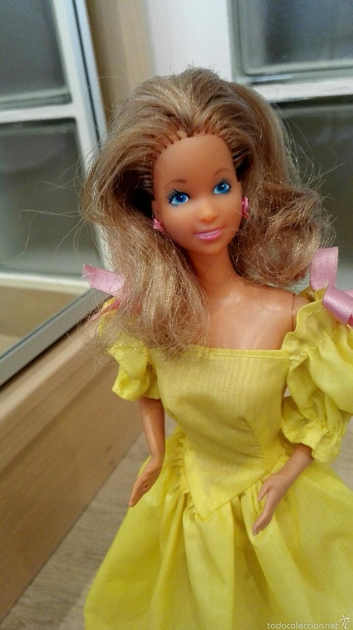Muñecas Españolas Modernas: Barbie familia corazón 80 spain - Foto 5 - 55335268