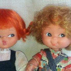 Bambole Spagnole Moderne: MUÑECA PIPI Y AMIGUITO. Lote 56305066