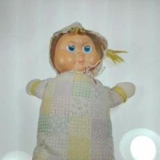 Muñecas Españolas Modernas: MUÑECA BABY LUZ - MOLTÓ - 33 CM - AÑOS 80 -. Lote 56305135