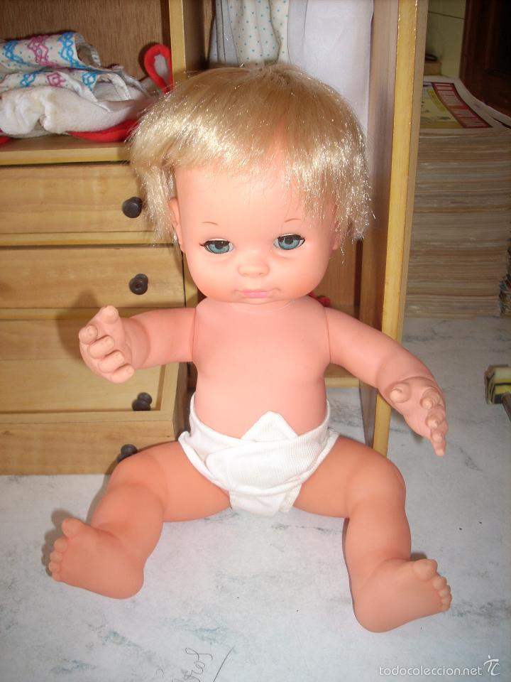 Muñecas Españolas Modernas: Baby Mocosete de Toyse, armario, canastilla y varios conjuntos de ropa - Foto 5 - 57092888