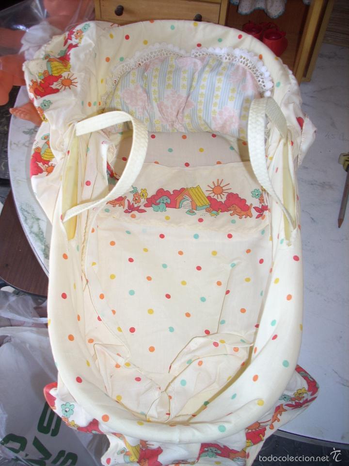 Muñecas Españolas Modernas: Baby Mocosete de Toyse, armario, canastilla y varios conjuntos de ropa - Foto 13 - 57092888