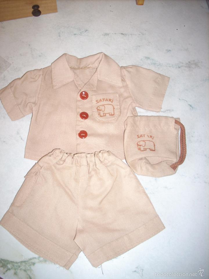 Muñecas Españolas Modernas: Baby Mocosete de Toyse, armario, canastilla y varios conjuntos de ropa - Foto 16 - 57092888