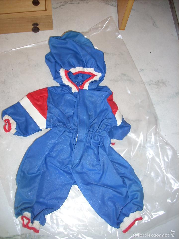 Muñecas Españolas Modernas: Baby Mocosete de Toyse, armario, canastilla y varios conjuntos de ropa - Foto 17 - 57092888