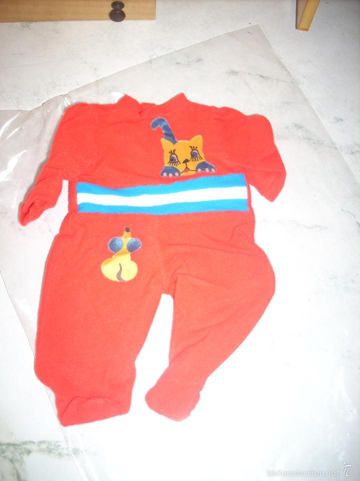 Muñecas Españolas Modernas: Baby Mocosete de Toyse, armario, canastilla y varios conjuntos de ropa - Foto 19 - 57092888