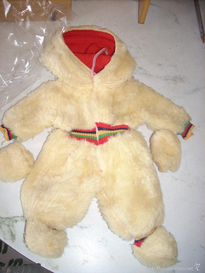 Muñecas Españolas Modernas: Baby Mocosete de Toyse, armario, canastilla y varios conjuntos de ropa - Foto 20 - 57092888