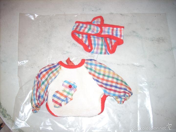 Muñecas Españolas Modernas: Baby Mocosete de Toyse, armario, canastilla y varios conjuntos de ropa - Foto 22 - 57092888