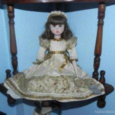 Muñecas Españolas Modernas: PRECIOSA MUÑECA DE PORCELA MARCA * MENTA Y CANELA *. Lote 57241906