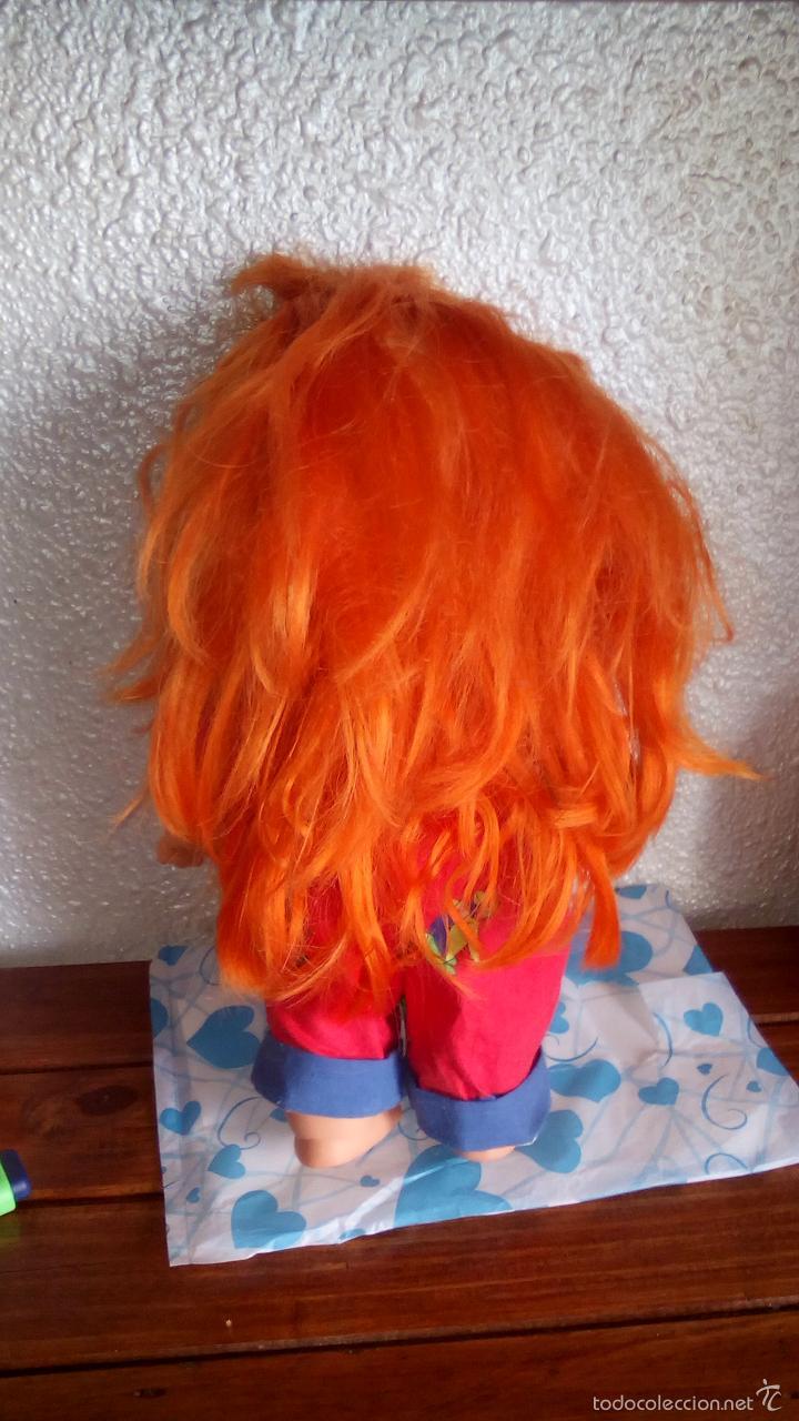 Muñecas Españolas Modernas: Muñeca POCAS PECAS de FEBER - Foto 3 - 53600876