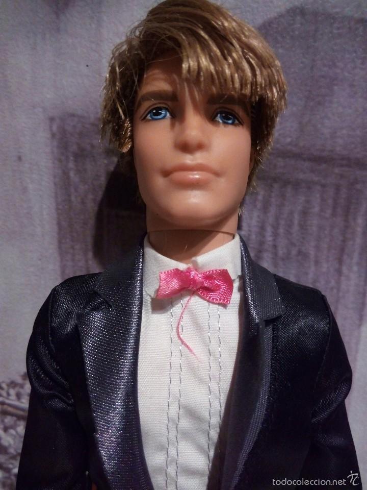 muñeco ken vestido novio - vendido en venta directa - 58372134