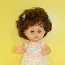 Bonecas Espanholas Modernas: MUÑECA ELENITA OBSEQUIO JABONES ELENA - BERJUSA AÑOS 60. Lote 60662531