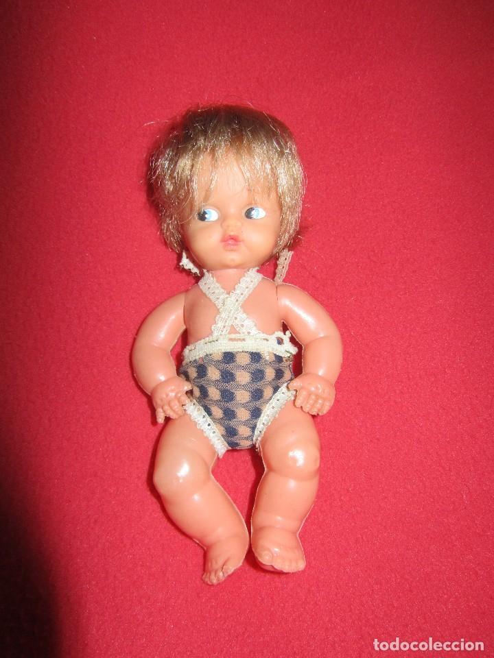 ANTIGUO MUÑECO BABY RORRO DE SILQUI AÑOS 70 (Juguetes - Otras Muñecas Españolas Modernas)