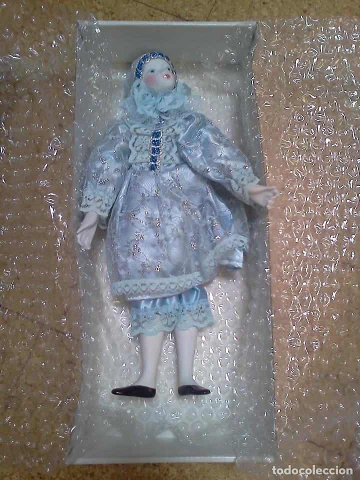 Muñecas Españolas Modernas: Muñeca de porcelana Ramon Ingles. - Foto 2 - 63794135