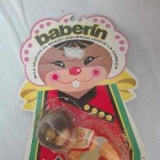 Muñecas Españolas Modernas: BABERIN ORIGINAL. Lote 64517363