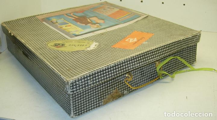 Muñecas Españolas Modernas: Muñeca LAURA MANIQUI BOUTIQUE de Novo-Gama Novogama años 60 con caja y patrones - Foto 6 - 195337032