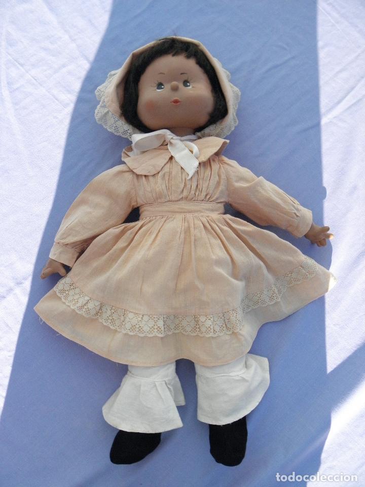 Muñecas Españolas Modernas: Muñeca Bettina de Berjusa, de 50 cm - Foto 3 - 67628549