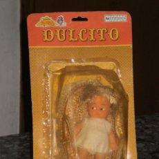 Muñecas Españolas Modernas: DULCITO EN CANASTO , CREACIONES BERNA ( ONIL-ESPAÑA ) . VER DESCRIPCION. Lote 68606205