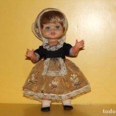 Muñecas Españolas Modernas: MUÑECA AGATA DE FLORIDO - AÑOS 70. Lote 70381857