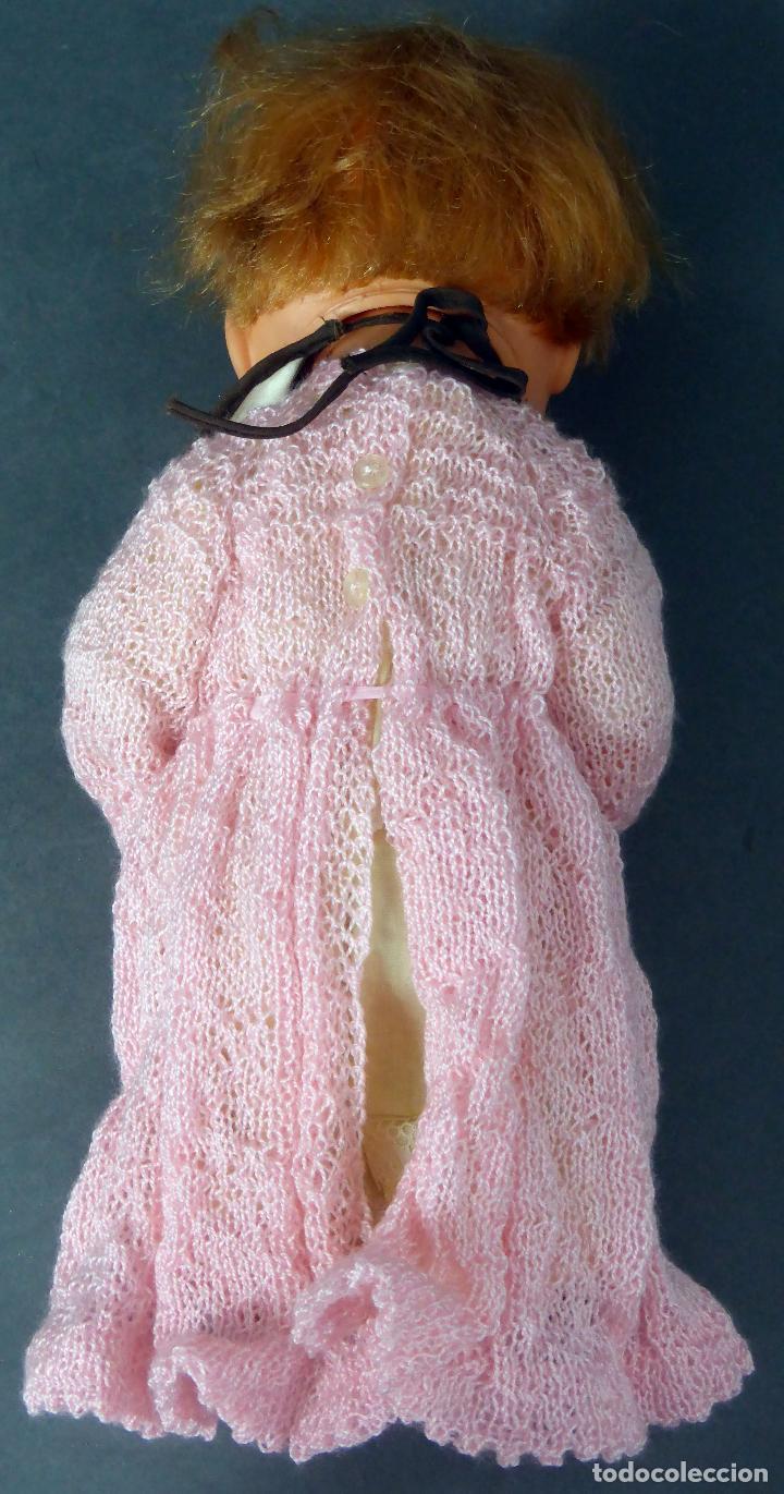 Muñecas Españolas Modernas: Estornudín Jesmar muñeco goma y cuerpo trapo 1977 37 cm alto - Foto 4 - 72779111