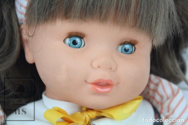 Muñecas Españolas Modernas: Muñeca de Jesmar - Ojos Azules. Cuerpo Blando - Años 80 - Altura 45 cm - Foto 4 - 74031479