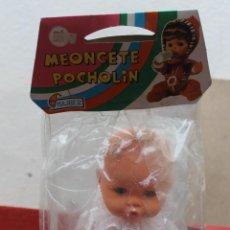 Muñecas Españolas Modernas: MUÑECA MEONCETE POCHOLIN DE MAJBER, REF. 121, AÑOS 70. Lote 76782535