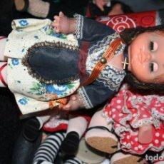 Muñecas Españolas Modernas: ANTIGUA MUÑECA MUÑECO REGIONAL . Lote 76839211