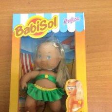 Muñecas Españolas Modernas: MUÑECA BABISOL DE BERJUSA SIN USAR VER FOTOS. Lote 76940661