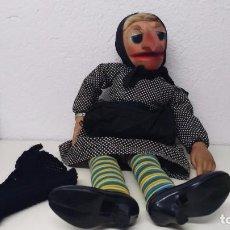 Muñecas Españolas Modernas: ANTIGUA DOÑA ROGELIA DE VICMA . Lote 150208596