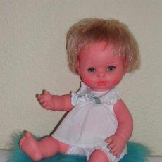 Muñecas Españolas Modernas: MUÑECO BABY MOCOSETE DE TOYSE, AÑOS 70.. Lote 79932717
