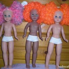 Muñecas Españolas Modernas: LOTE DE 30 MUÑECA PEPA KIKA SURTIDAS NUEVA DE FABRICA SIN USO .. Lote 82368988