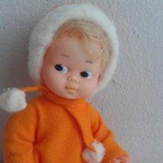 Muñecas Españolas Modernas: MUÑECA PEQUEÑA BEBE TIPO BARRIGUITAS. Lote 82397828