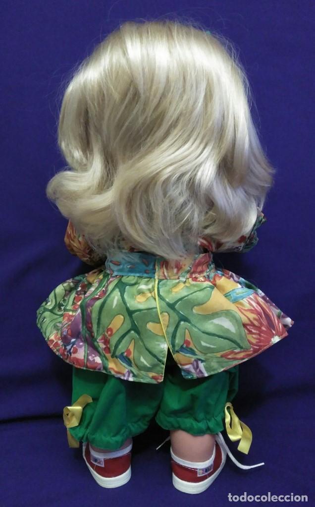 Muñecas Españolas Modernas: 3 Muñecas Feber de los 90,coleccion DENENAS GUAPAS,hermanas de pocas pecas - Foto 12 - 82947804