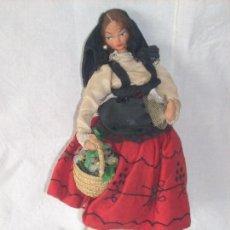 Muñecas Españolas Modernas: MUÑECA REGIONAL, LAYNA. Lote 84453560