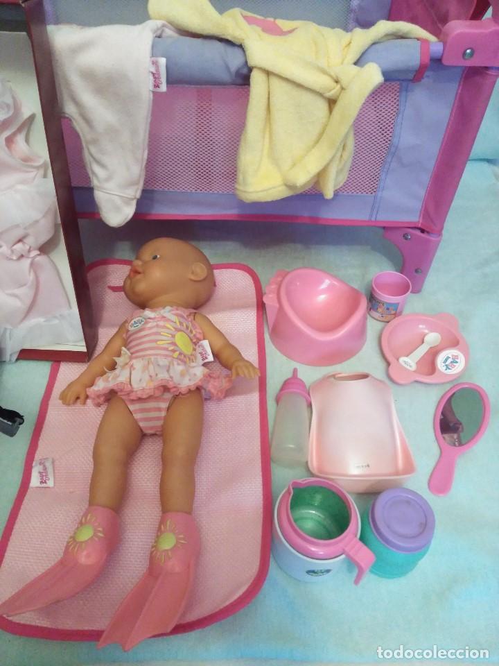 Muñecas Españolas Modernas: Lote de muñeco Baby Born,especial para vacaciones - Foto 4 - 84889968
