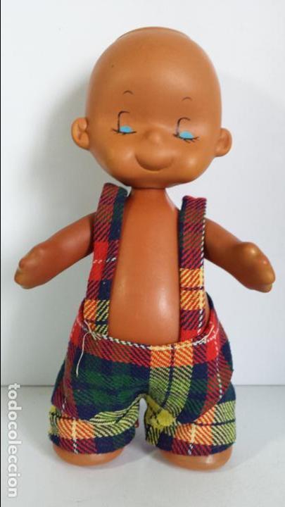 ANTIGUO MUÑECO DE PLÁSTICO TIPO FAMILIA TELERÍN (Juguetes - Otras Muñecas Españolas Modernas)