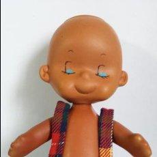 Muñecas Españolas Modernas: ANTIGUO MUÑECO DE PLÁSTICO TIPO FAMILIA TELERÍN. Lote 85259608