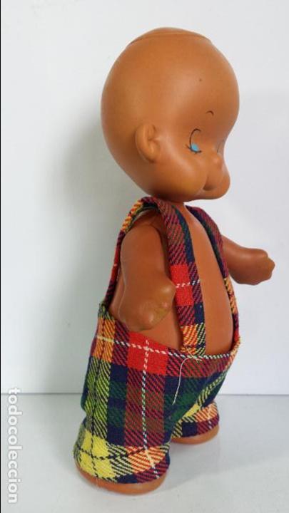 Muñecas Españolas Modernas: ANTIGUO MUÑECO DE PLÁSTICO TIPO FAMILIA TELERÍN - Foto 5 - 85259608