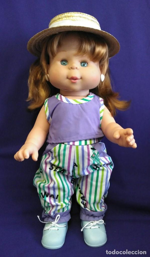 Muñecas Españolas Modernas: Lote de 3 muñecas de Feber de los 80-90,hermanas de pocas pecas - Foto 2 - 86359624