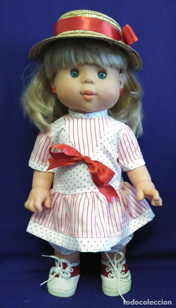 Muñecas Españolas Modernas: Lote de 3 muñecas de Feber de los 80-90,hermanas de pocas pecas - Foto 3 - 86359624