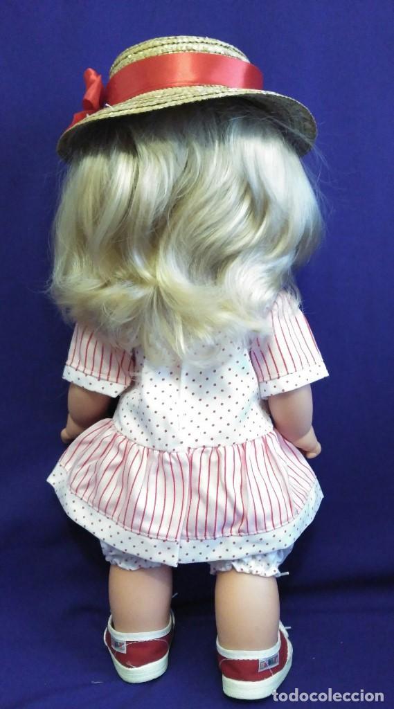 Muñecas Españolas Modernas: Lote de 3 muñecas de Feber de los 80-90,hermanas de pocas pecas - Foto 5 - 86359624