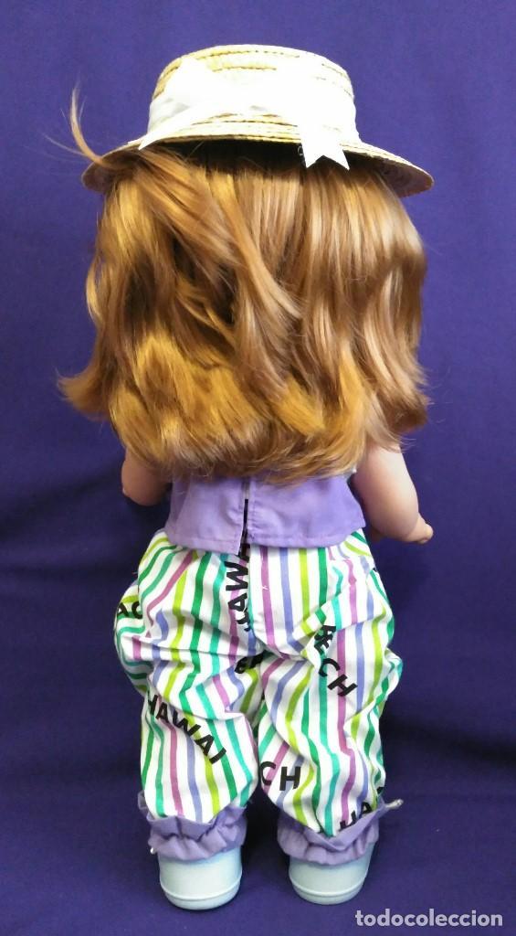 Muñecas Españolas Modernas: Lote de 3 muñecas de Feber de los 80-90,hermanas de pocas pecas - Foto 7 - 86359624