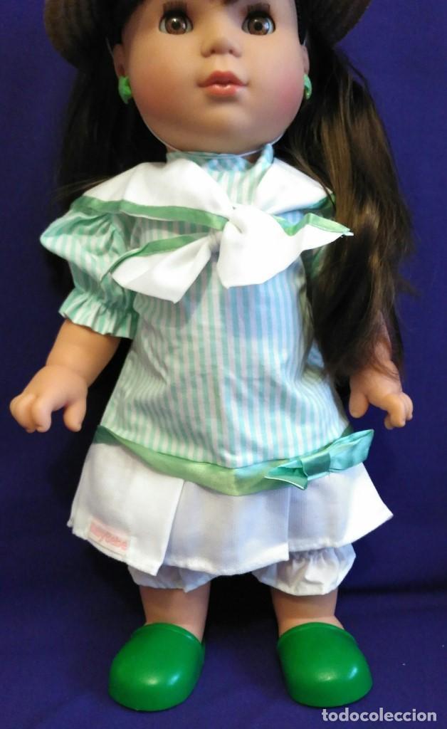 Muñecas Españolas Modernas: Lote de 3 muñecas de Feber de los 80-90,hermanas de pocas pecas - Foto 8 - 86359624