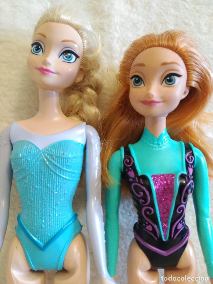 Muñecas Españolas Modernas: Lote de muñecas Elsa y Anna de FROZEN - Foto 7 - 86360680