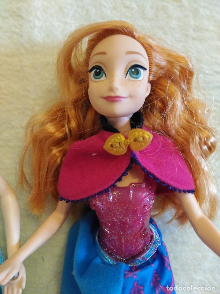 Muñecas Españolas Modernas: Lote de muñecas Elsa y Anna de FROZEN - Foto 8 - 86360680