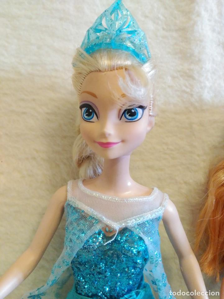 Muñecas Españolas Modernas: Lote de muñecas Elsa y Anna de FROZEN - Foto 9 - 86360680
