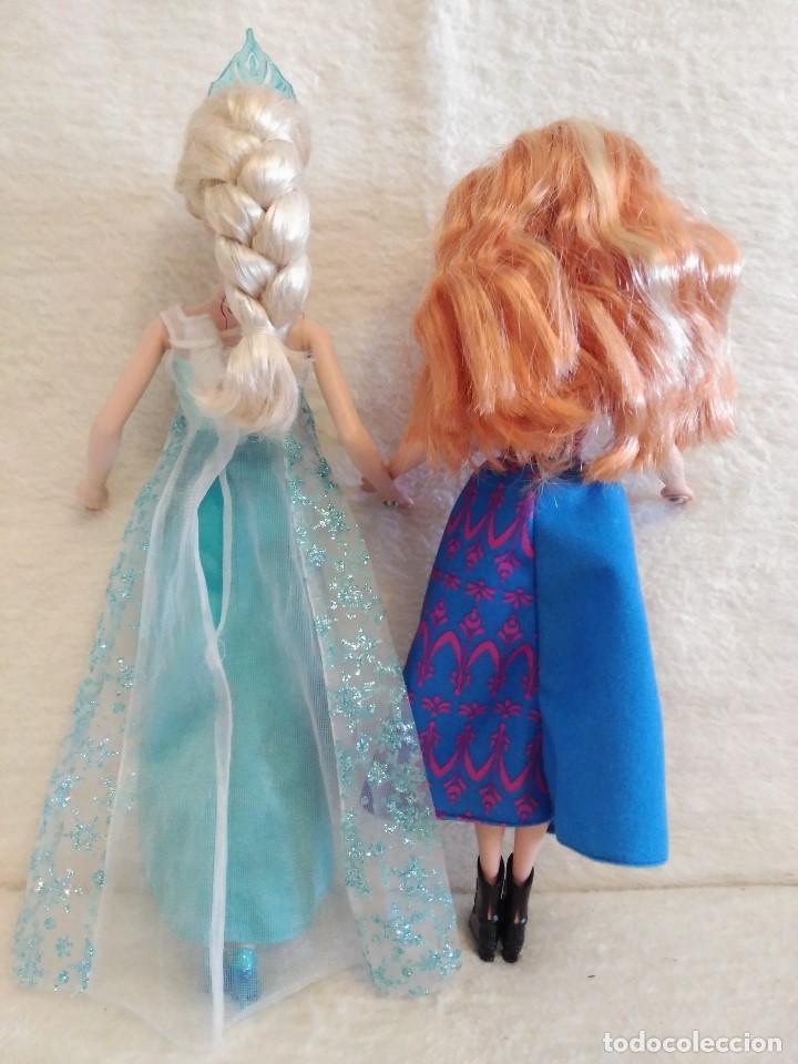 Muñecas Españolas Modernas: Lote de muñecas Elsa y Anna de FROZEN - Foto 10 - 86360680