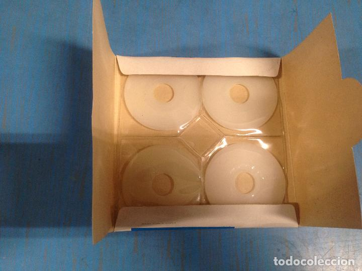 Muñecas Españolas Modernas: ANTIGUA CAJA 4 DISCOS DIFERENTES BB CANCIONES Y CUENTOS MUÑECAS BB - Foto 2 - 86575940