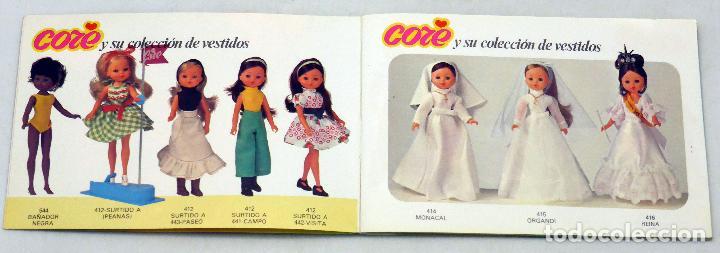 Muñecas Españolas Modernas: Catálogo Core BB 1977 El mundo de Core - Foto 3 - 86639284