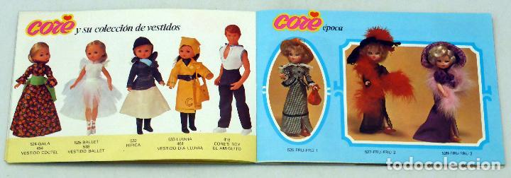 Muñecas Españolas Modernas: Catálogo Core BB 1977 El mundo de Core - Foto 4 - 86639284