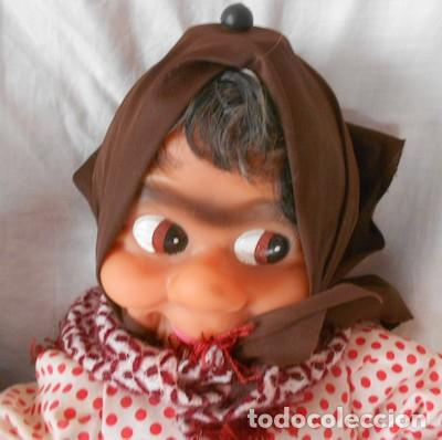 Muñecas Españolas Modernas: PAREJA DE MUÑECOS DE GOMA Y TRAPO - Foto 7 - 87040784